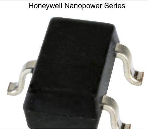 霍尼韦尔新型纳安级传感器的特点介绍