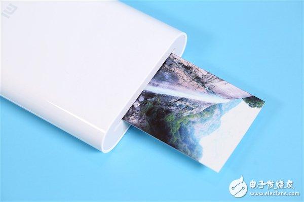 小米口袋照片打印机高清图集