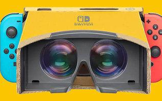 任天堂宣布将开发最新款的VR硬件