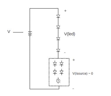 智能型LED恒流源的设计