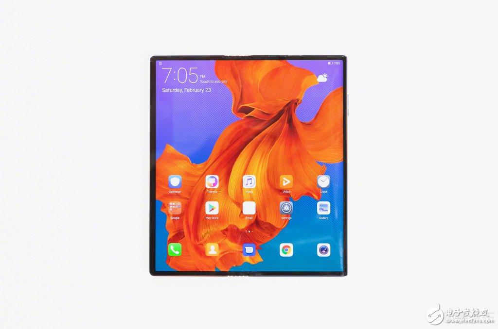 升级版华为MateX或在10月份发布 搭载麒麟990并支持5G网络