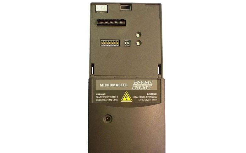 西门子 PROFIBUS模块的安装于连接详细资料说明