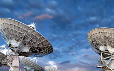 无线电波可以帮助我们更好的了解宇宙