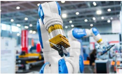 智能工业的发展得益于哪些技术