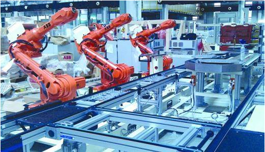 第17届中国国际工业博览会在国家会展中心(上海)拉开帷幕