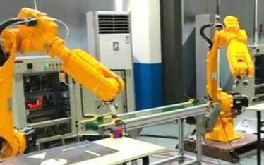 如何对众多的工业机器人种类进行区分