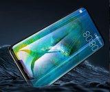 APEX 2019打造出了G2非連續曲面不等厚玻璃,也就是3.5D玻璃