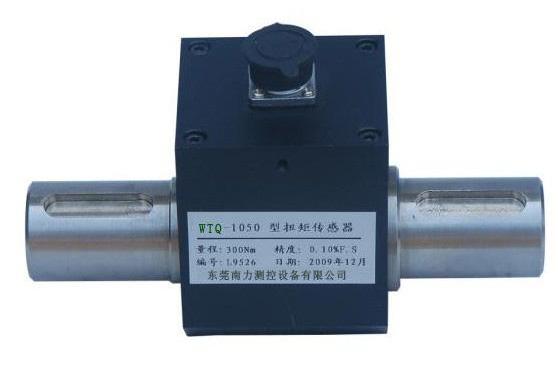 转矩转速传感器的操作规程与检测