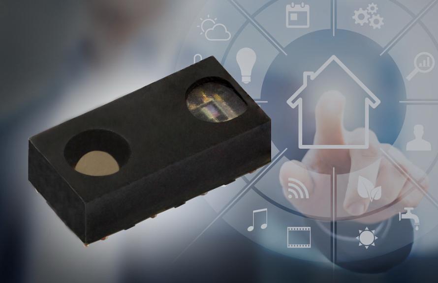 Vishay推出新型经济高效的接近传感器,探测距离为30cm