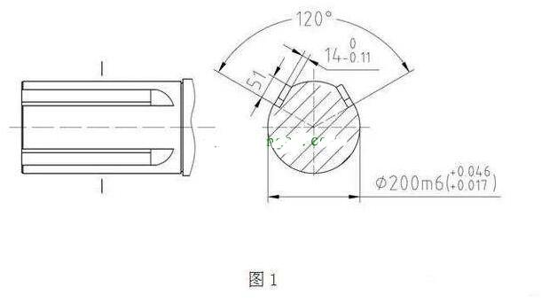 一文解析电机的4种轴伸型式