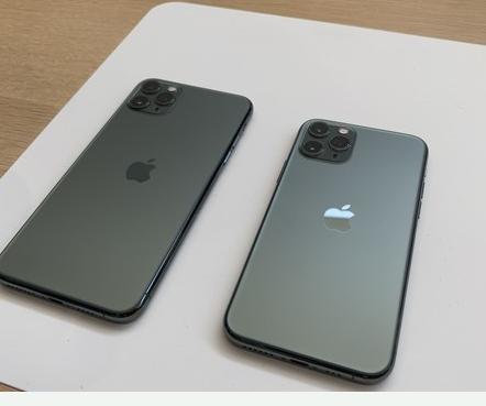 苹果为iPhone 11新增了绿色与紫色iPho...