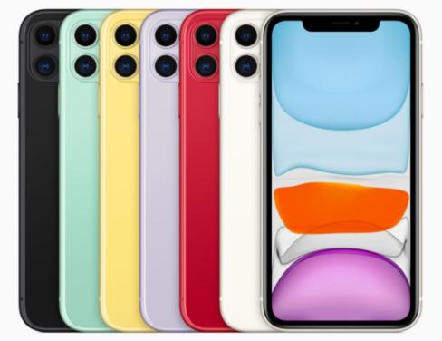 苹果正式发布了iPhone 11系列三款手机国行...