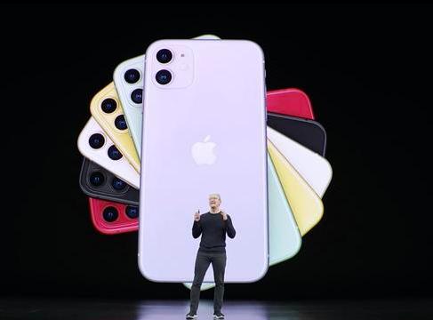 苹果新发布的iPhone 11系列手机曝光将不支...