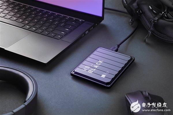 西部數據發布業界第一個采用USB3.2Gen2x2接口的硬盤