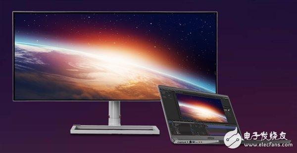 微星新款显示器上市 采用34英寸Nano-IPSLED背光面板及60Hz刷新率