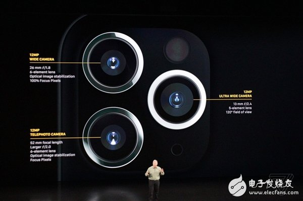 iPhone11Pro拍摄样张公布 后置三摄的苹果实拍效果如何