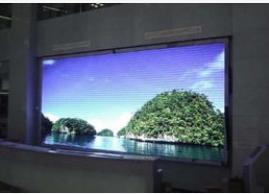 全彩LED电子显示屏的关键技术解析