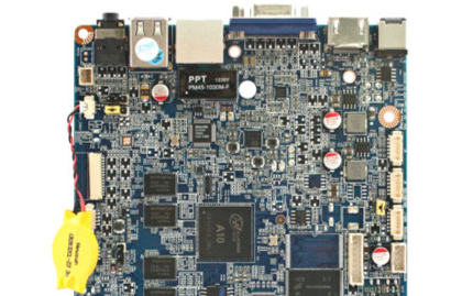 悦升推出基于Arm架构的TU-A10Uni-BOX嵌入式主板