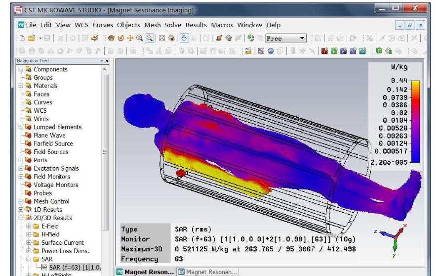 CST微波工作室的工作流程详细说明