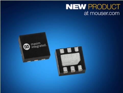 贸泽电子开始备货Maxim Integrated的多种适用于医疗耗材的安全器件