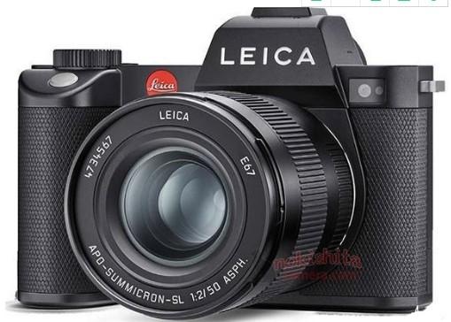 為了的消費者更專業的需求,新型無反相機徠卡SL2諜照曝光