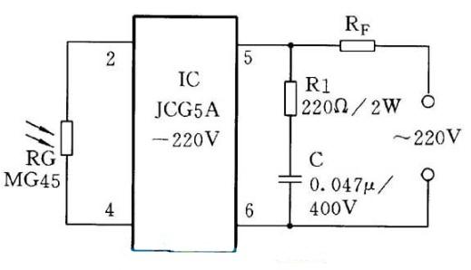由555时基电路构成的光控电路的原理分析