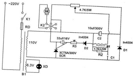 直流电动机可控硅调速装置具有什么优势
