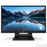 飞利浦于发布了242B9T,一款采用了23.8 英寸@ 1080p IPS面板的触屏显示器