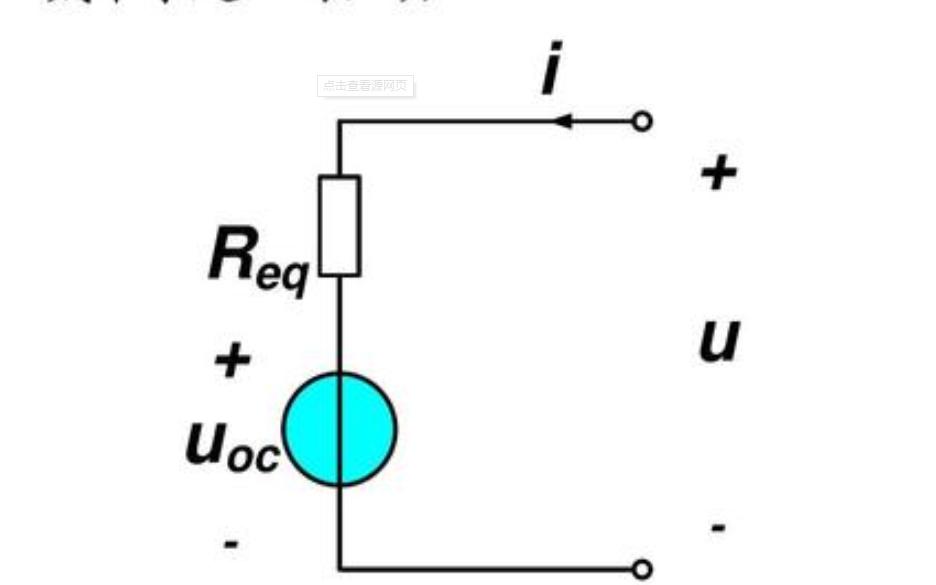 电压源外特性与戴维宁定理的实验资料说明