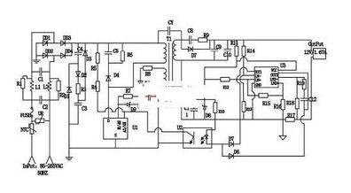 基于TNY279电源芯片的大功率LED光源驱动电路设计