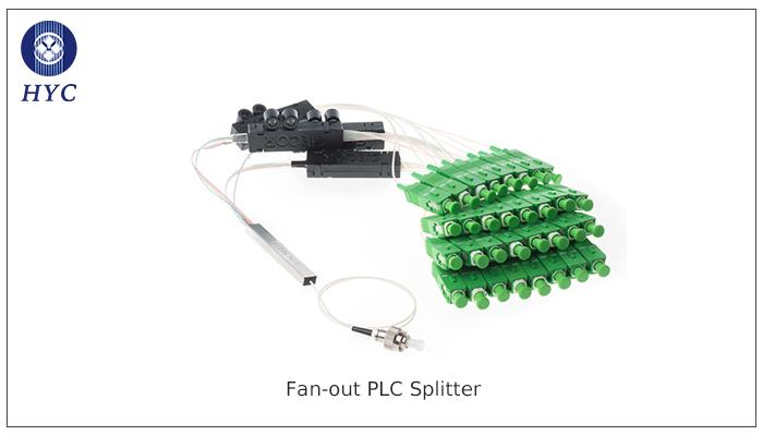 平面波导型光分路PLC Splitter的几大封装类型
