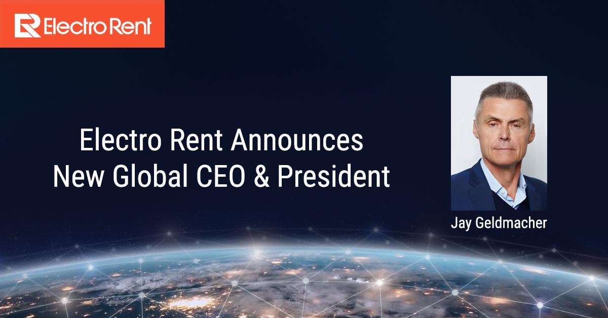 益莱储最新任命全球CEO兼总裁Jay Geldmacher