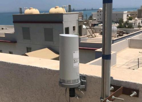 华为联合科威特VIVA进行了全球首个5G WTTe的预商用