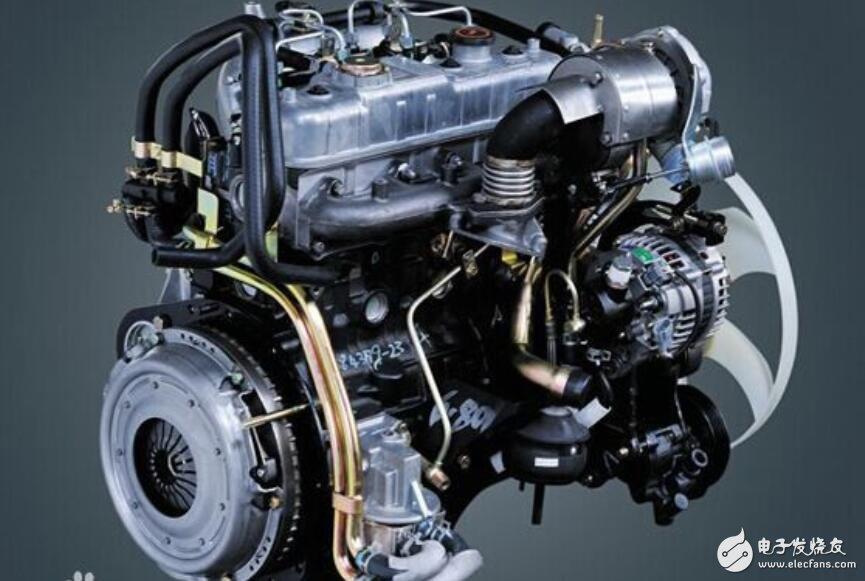 电控发动机工作原理_电控发动机的三大组成