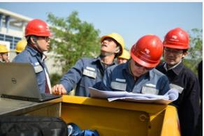深圳供電局實現了500千伏鵬城變電站以機代人項目改造