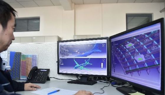 Ameco為飛機客艙提供了一站式技術解決方案