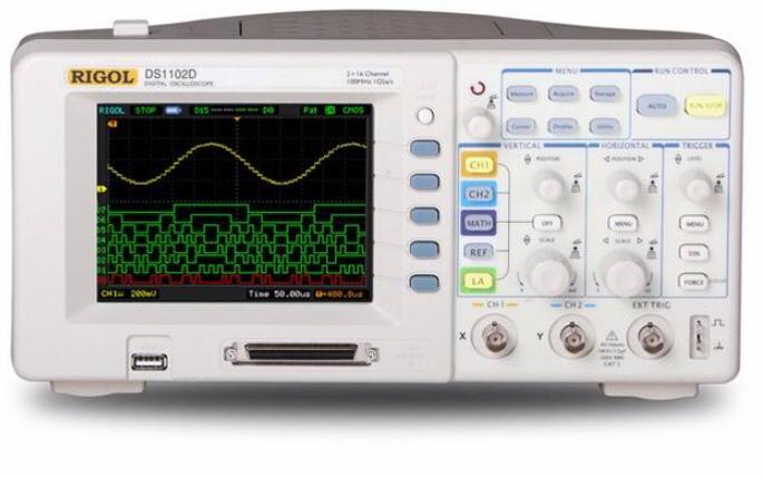 普源DS1000E和DS1000D系列数字示波器的使用说明书免费下载