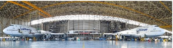北京飛機維修公司Ameco將為波音747機體提供全面的維修服務