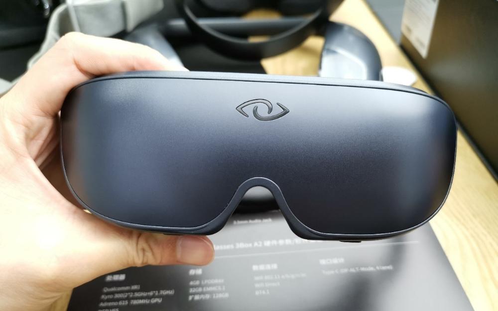 消费级超薄VR眼镜3Glasses X1体验报告