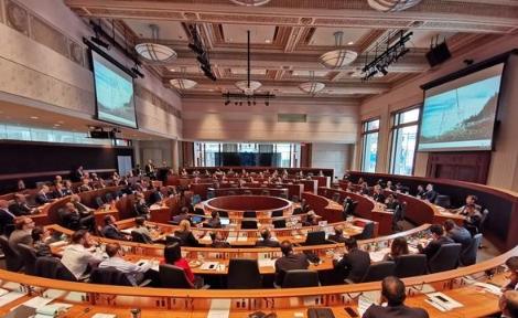 2019全球电网论坛在加拿大温哥华举行