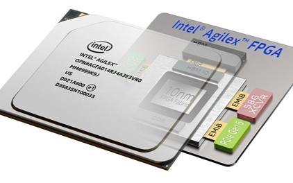 基于第二代HyperFlex架构开发的Agilex FPGA芯片