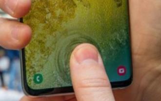 折叠触控及屏下指纹识别成为时下新趋势
