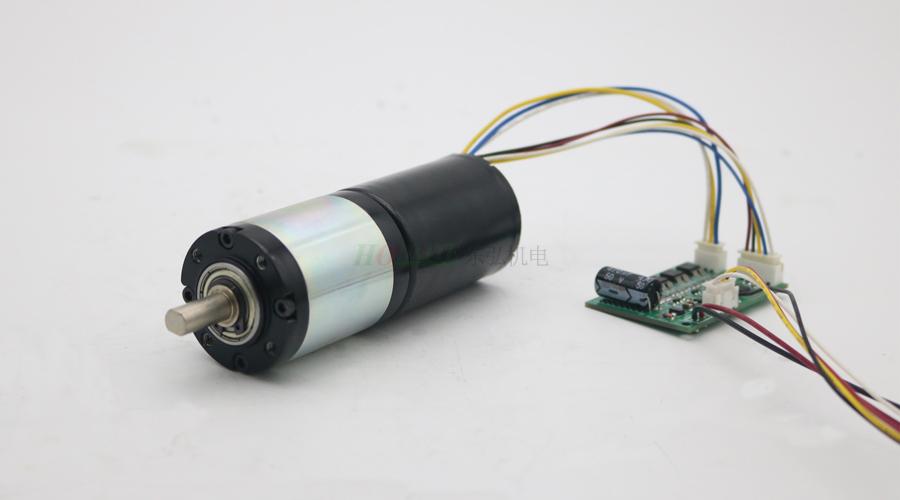 无刷电机PWM控制的六步换向