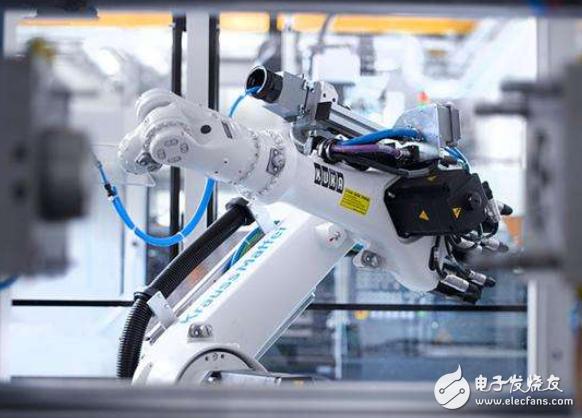 工业机器人应用广泛 助力催生行业新需求