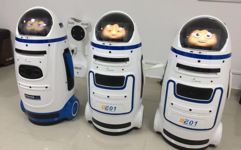 小胖機器人獲5億融資,投后估值近20億