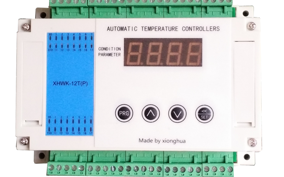 XHWK-12TDP温度控制器的用户手册免费下载