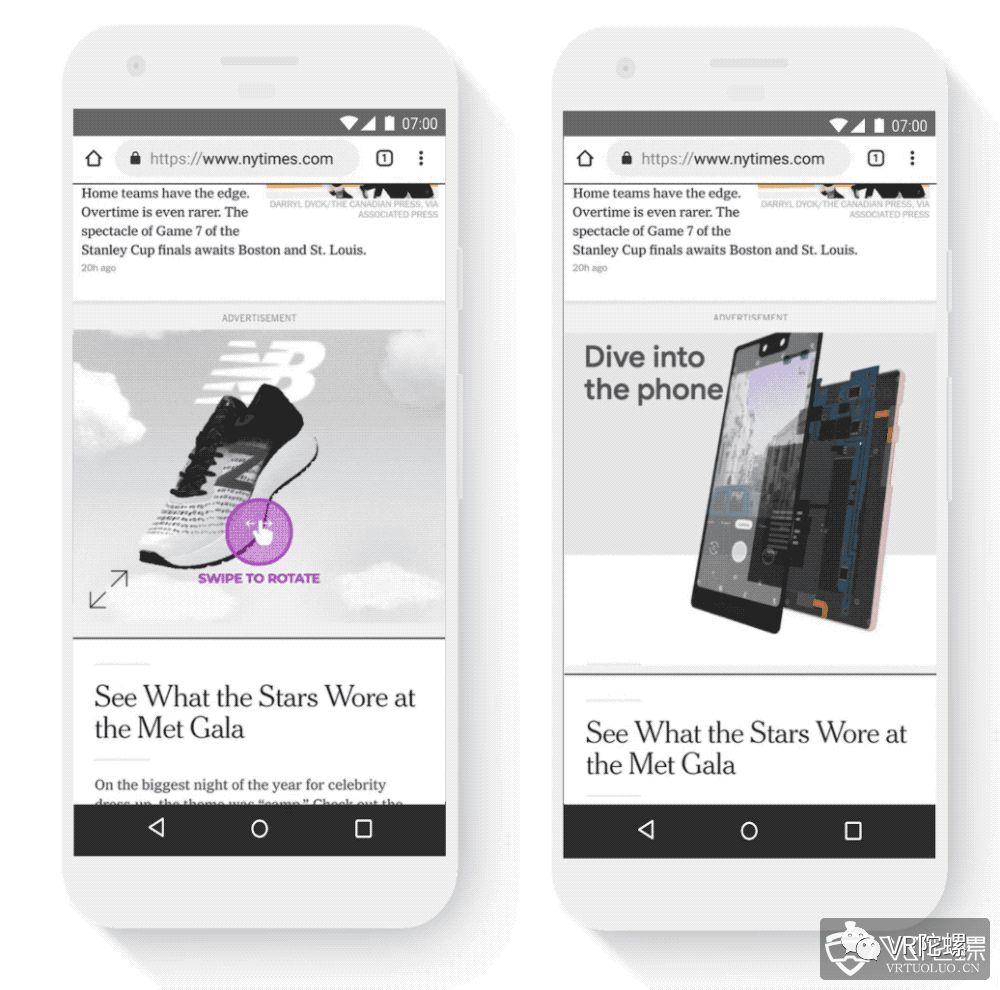 谷歌Poly编辑器开放移动web广告自定义功能-郑州小程序开发