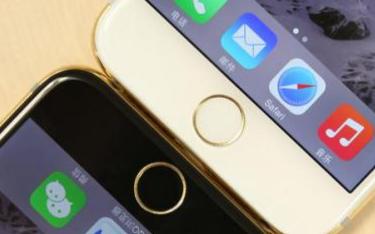 苹果新技术可使用TouchID指纹传感器进行触控操作
