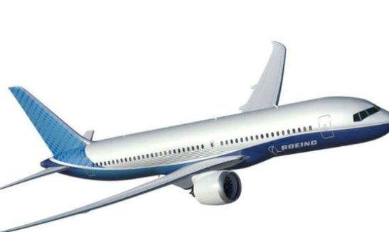 空客預計未來20年波音新中型飛機的市場份額大約為2500架