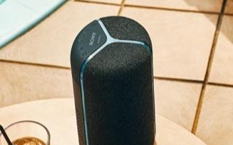 索尼新款SRS-XB402M智能音箱内置联发科AI芯片方案